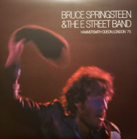 Bruce Springsteen & The E Street Band – Hammersmith Odeon, London '75 - 1975 Classic Rock 4LP