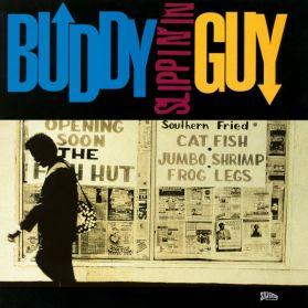 Buddy Guy – Slippin' In - 1994 Blues - Sealed 180 Grm LP