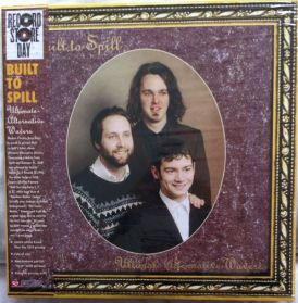 Built To Spill - Ultimate Alternative Wavers - 1993 RSD Alt Indie Rock  Numbered Ed Gold Vinyl - Sealed 2LP