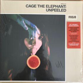 Cage The Elephant – Unpeeled - 2017 Indie Alt Rock Acoustic Live Album - Sealed 2LP