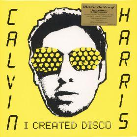 Calvin Harris - I Created Disco - 2014 Electro Pop Disco Ltd Numbered Yellow Vinyl - Sealed  180 Grm 2LP