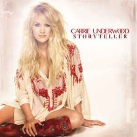 Carrie Underwood – Storyteller - 2015 Country Pop Ltd Ed 2LP