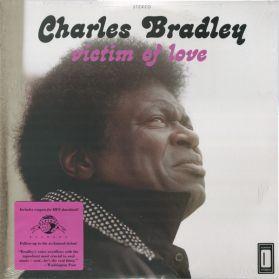 Charles Bradley - Victim Of Love - 2013 Modern Soul and Funk - Sealed  LP RIP