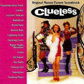 Clueless -  Original Motion Picture Soundtrack - 1995 - Urban Exclusive Pic Disc Yellow Plaid Vinyl - Sealed  180 Grm LP