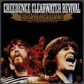 Creedence Clearwater Revival - Chronicle 20 Greatest Hits -1976  Influential Rock - Sealed  2LP