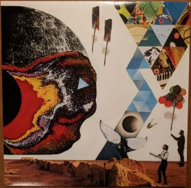 Crown Larks - Blood Dancer - 2015 Exp  Noise Psych Prog Rock Avant Garde Free Jazz -150 grm LP