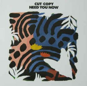 Cut Copy – Need You Now - 2011  Carl Craig - Electro Synth  - 3 Trk 12  EP