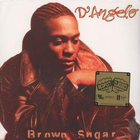 D'Angelo - Brown Sugar - 20th Ann Ed - 1995 Neo Soul   - White Vinyl - Sealed  180 Grm 2LP