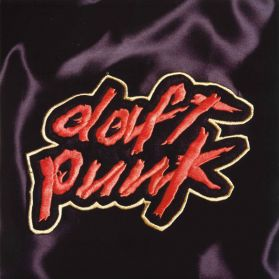Daft Punk ‎– Homework - 1997 French House Electro Dance - Europe Issue Embossed Cover - Sealed  2LP