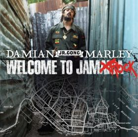 Damian Marley - Welcome to Jamrock - 2005 Reggae Hip Hop Dance Hall - Sealed 2xLP