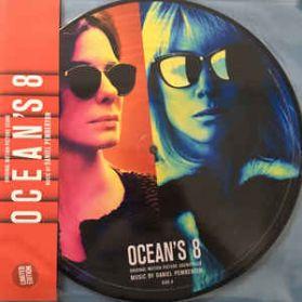Ocean's 8  - Daniel Pemberton  - 2018  Soundtrack Pic Disc 2LP