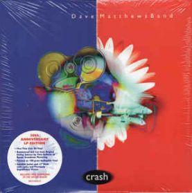 Dave Matthews Band – Crash - 1996 Alt Modern Rock - Analog Audiophile  Bernie Grundman  - Sealed 180 Grm 2LP