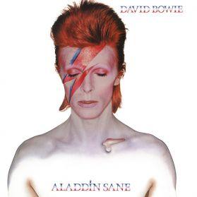 David Bowie - Aladdin Sane - 1973 Classic Glam Rock - Sealed Gatefold 180 Grm LP +  Picture Sleeve and Fanclub Form.