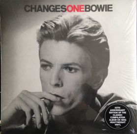 David Bowie - Changes One Bowie -  1976 Glam Rock Art Rock  Compilation  180 Grm LP