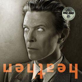 David Bowie - Heathen - 2002 Rock - HQ Audiophile -  Blue Vinyl  - Sealed  180 Grm LP