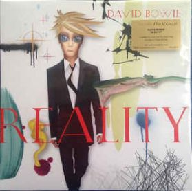 David Bowie - Reality - 2003 Music On Vinyl Issue - Rock - 180 Grm LP + Booklet