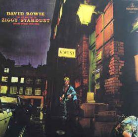 David Bowie - Ziggy Stardust - 1972 Glam Rock -Sealed 180 Grm LP