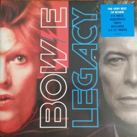 David Bowie – Legacy - 2016 Glam Rock- Sealed  180 Gram 2LP