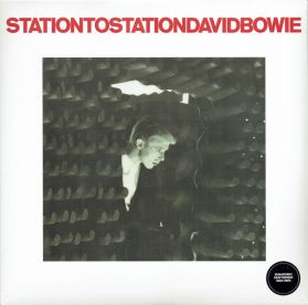 David Bowie – Station To Station - 1976 Eclectic Funky Rock - 180 Grm LP