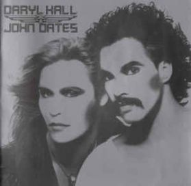 Daryl Hall & John Oates ‎– Daryl Hall & John Oates - 1975 Pop Rock - Silver Grey  Vinyl LP