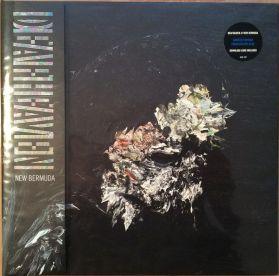 Deafheaven – New Bermuda - 2015 Post Rock Black Metal - Blue Vinyl 2LP