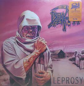 Death - Leprosy - 1988 Death Metal - Clear Vinyl 2LP