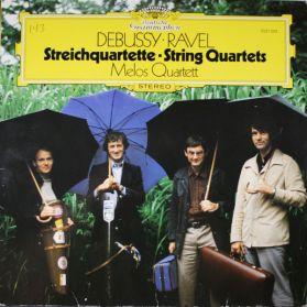 Debussy - Ravel -  String Quartet - Melos Quartet