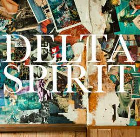 Delta Spirit - S/T - 2012 Indie Folk Blues Rock - Sealed 180 Grm LP