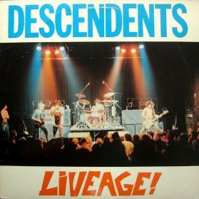 Descendents - Liveage! - 1987 KBD Live Pop Punk LP
