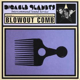 Digable Planets - Blowout Comb - 1994 Underground Hip Hop - Sealed 180 Grm 2LP + Poster