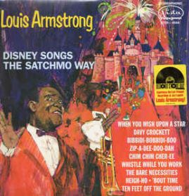 Louis Armstrong – Disney Songs the Satchmo Way - 1968 RSD  Jazz Vocal  - Sealed LP