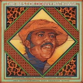 Donny Hathaway – The Best Of - 1972-73 - Audiophile Gold Vinyl - 180 Grm LP