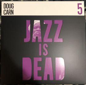 Ali Shaheed Muhammad & Adrian Younge / Doug Carn – Jazz Is Dead 5 - 2020 Jazz -  Audiophile Black Vinyl - Sealed  2LP 45 RPM