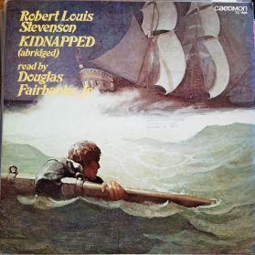 Kidnapped - Robert Louis Stevenson - Douglas Fairbanks Jr - 1980 Children's Spoken Word LP