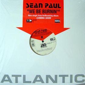 Sean Paul - We Be Burnin - Top 2005 Dancehall 4 Trk 12 EP