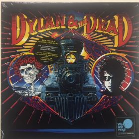 Dylan and the Dead - S/T - Live Foxboro Stadium -  1987 Folk Rock - 180 Grm LP
