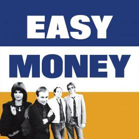 Easy Money – Easy Money - 1980 Canada Power Pop Punk LP