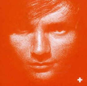 Ed Sheeran - + - 2014 UK Singer Songwriter Folk Acoustic Pop Rock - Orange Vinyl - Sealed LP