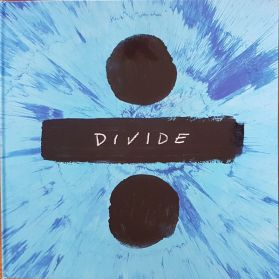 Ed Sheeran – ÷ (Divide) - 2017 Pop Rock -  Sealed 180 Grm 2LP 45 RPM
