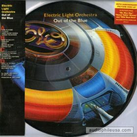 Electric Light Orchestra – Out Of The Blue - 1977 Classic Prog Synth Rock -  40th Ann.Ltd Ed Pic Disc 180 Grm 2LP