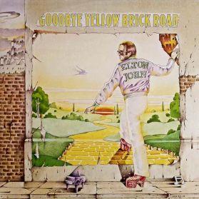 Elton John - Goodbye Yellow Brick Road  - 1973 Classic Rock -Analog Mastered - Black Vinyl - Sealed 180 Grm -  2LP