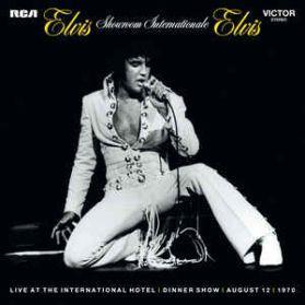 Elvis Presley - Showroom Internationale - 1970 Live RSD Black Friday 180Grm 2LP