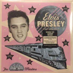 Elvis Presley – A Boy From Tupelo: The Sun Masters - 1954-56  Early Rock Rockabilly LP
