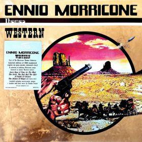 Ennio Morricone – Western - Soundtrack Compilation  -   Numbered -  Gun-Smoke  Vinyl  - Sealed 2LP