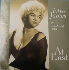 Etta James - At Last - 19 Greatest Hits - Deep Northern Soul - Sealed 180 Grm LP