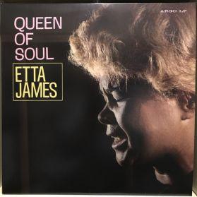 Etta James – Queen Of Soul -    1965 Raw R+B Soul  - 180 Grm LP