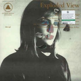 Exploded View ‎– Exploded View - 2016 Exp Post Punk Green LP