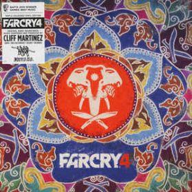 Far Cry 4: Original Game Soundtrack - Cliff Martinez - 2015 Coloured Vinyl Ed 180 Grm 3LP