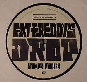 "Fat Freddy's Drop - Mother Mother - Theo Parrish Translation - Techno Soul 180 Grm 12"""