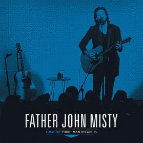 Father John Misty – Live at Third Man Records - 2018 Indie Folk- Sealed  LP